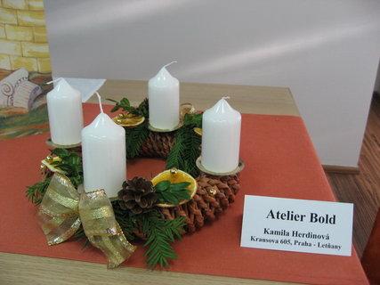 FOTKA - Z Výstavy betlémů a vánočních dekorací 13