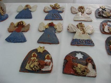 FOTKA - Z Výstavy betlémů a vánočních dekorací 16