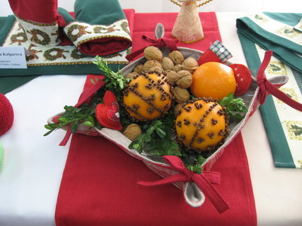 FOTKA - Z Výstavy betlémů a vánočních dekorací 22