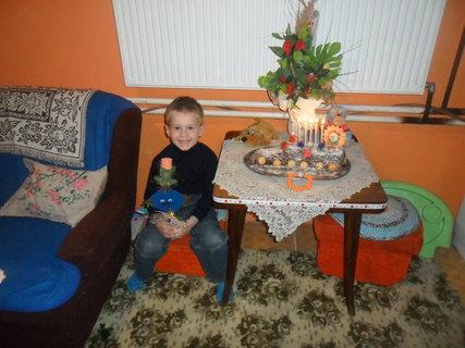 FOTKA - paťko a torta