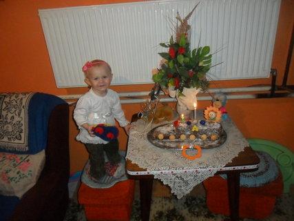FOTKA - anina a torta