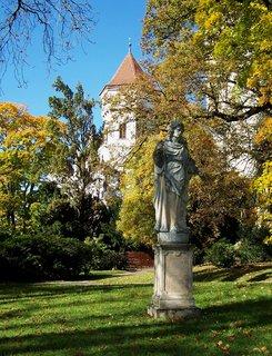 FOTKA - Konopiště - sochy  2