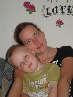 FOTKA - zn�m� se synem