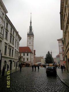 FOTKA - v Olomouci .