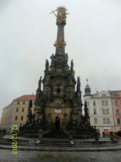 FOTKA - Sloup Nejsvětější Trojice v Olomouci