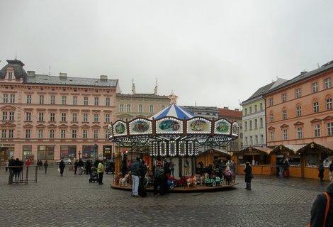 FOTKA - V předvánoční Olomouci