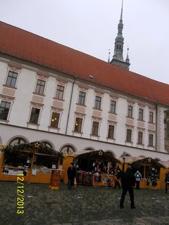 FOTKA - V předvánoční Olomouci .