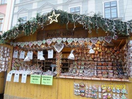FOTKA - V předvánoční Olomouci ..