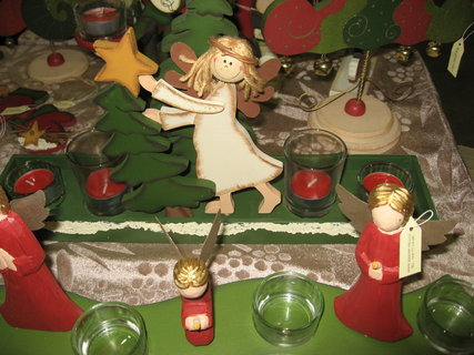 FOTKA - Stříbrné vánoční dny,  dárky  a dekorace 18