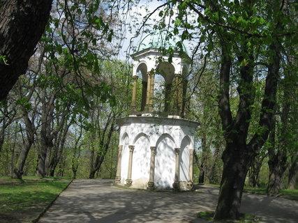 FOTKA - Na Petříně v dubnu 7