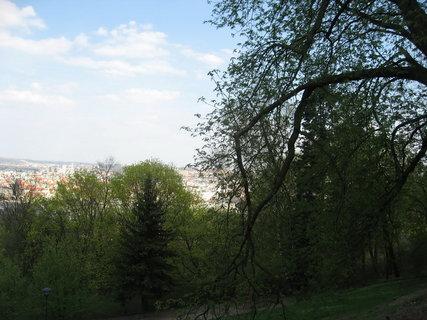 FOTKA - Na Petříně v dubnu 14