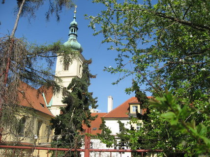 FOTKA - Na Petříně v dubnu 23