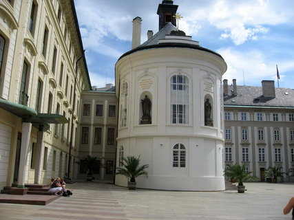 FOTKA - Z Pražského  hradu 2