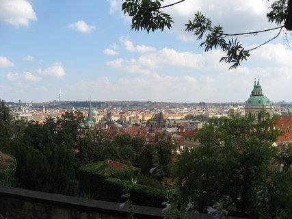 FOTKA - Ze zahrady  Pražského  hradu 1