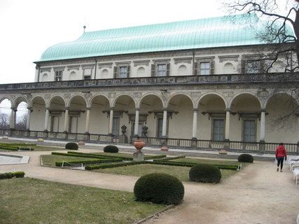 FOTKA - Královskou  zahradou 21