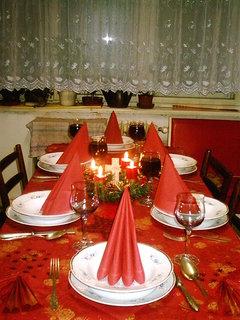 FOTKA - vánoční stůl3