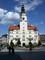 Pohled na Radnici od Slezského divadla