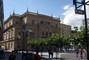 Pohled na Slezské divadlo