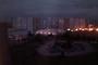 v noci z hotelu