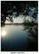 Rybník a západ slunce..