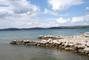 pobřeží v Chorvatsku