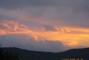 Obloha při západu slunce
