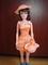 Háčkovaný model na Barbie :-))