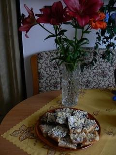 FOTKA - borůvkový koláček
