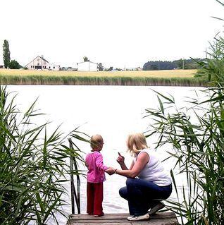 FOTKA - U rybníka1