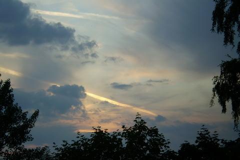 FOTKA - Dnešní obloha