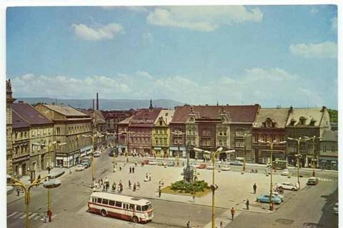 FOTKA -  1.náměstí Most