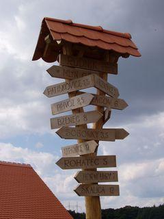 FOTKA - rozcestník, Slovácko