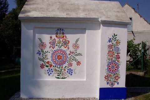 FOTKA - motiv ze Slovácka -kaplička