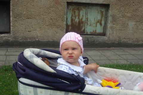 FOTKA - vnučka