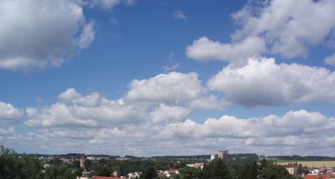 FOTKA - Oblaka nad Hlinskem