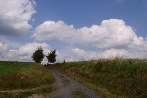 FOTKA - Krajina na Žďársku připomíná obrazy Ant.Slavíčka