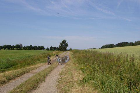 FOTKA - Krajina na Žďársku - ideální kraj pro klidnou dovolenou na kole