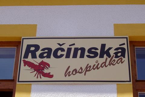 FOTKA - obec Račín, hospůdka - Žďársko