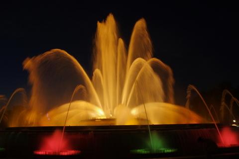 FOTKA - barcelona,.v noci