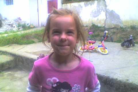 FOTKA - neteř Adélka 1