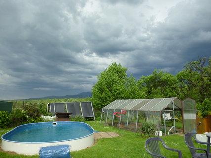 FOTKA - Před bouřkou.