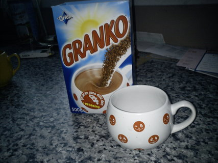 FOTKA - Hrnek Granko