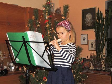 FOTKA - vánoční muzicírování- koncert pro rodinu,