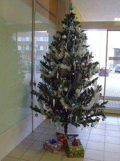 FOTKA - stromeček v obchodním centru