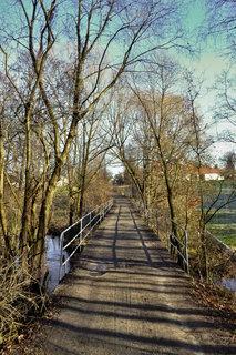FOTKA - Mostek přes Dračici