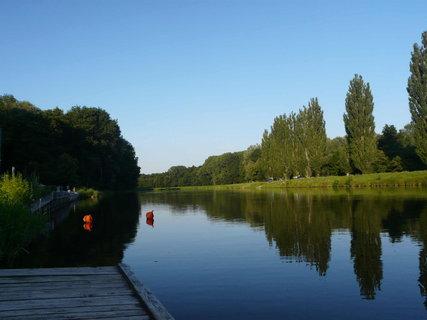 FOTKA - v lete u vody