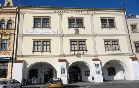 FOTKA - Muzeum v Kroměříži