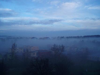 FOTKA - Velká mlha Milovice 2