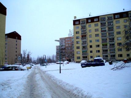 FOTKA - V loni pod sněhem 1