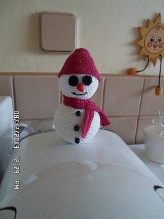 FOTKA - sněhuláček 3